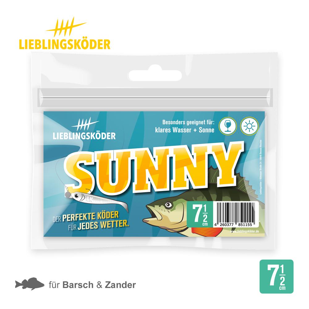 Lieblingskoder Sunny 7.5 Cm