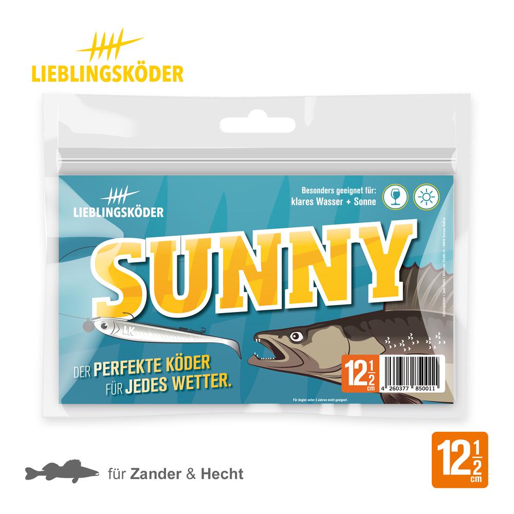 Lieblingskoder Sunny 12.5 Cm