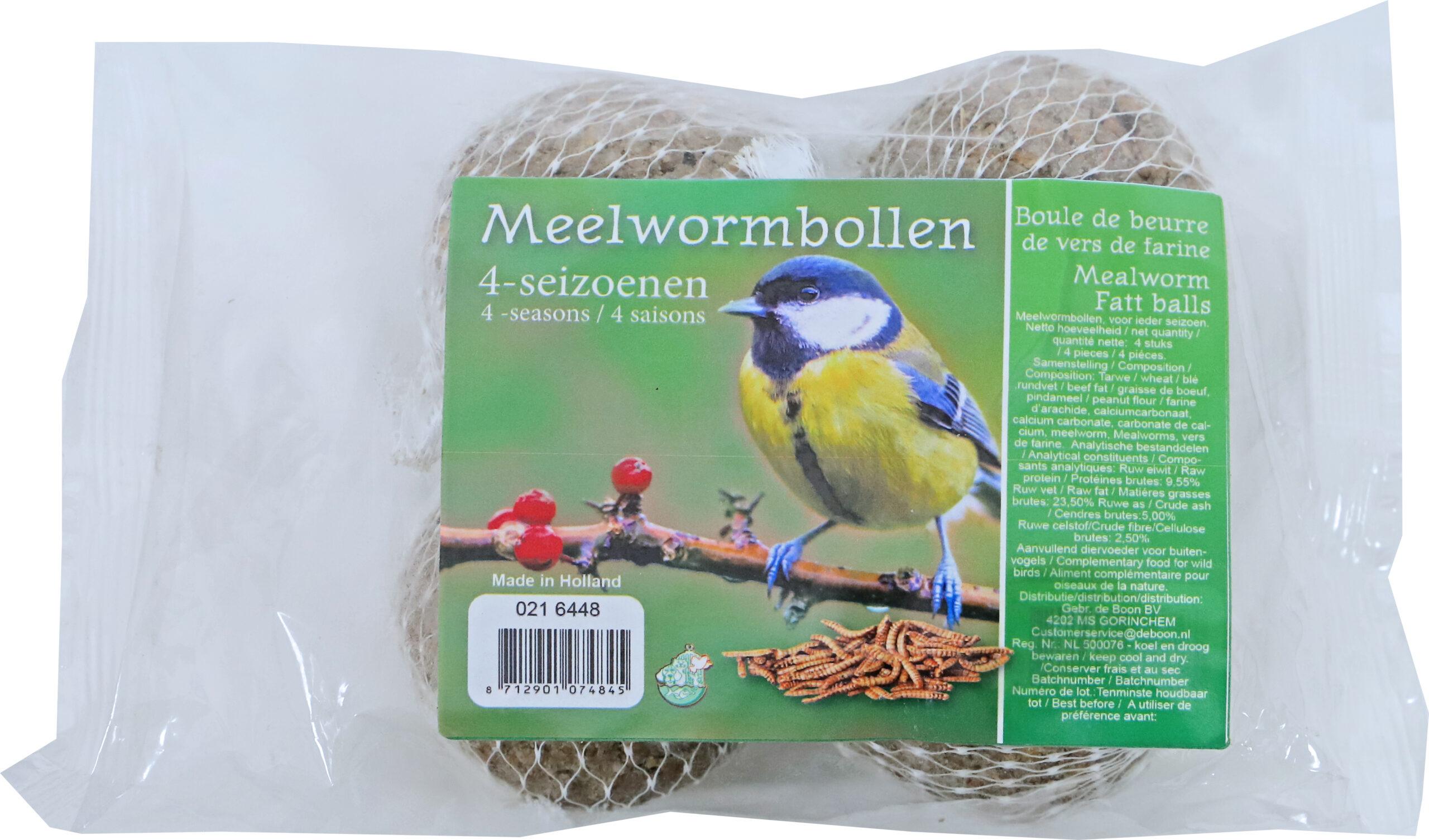 Boon Meelwormbollen 4 Seizoenen