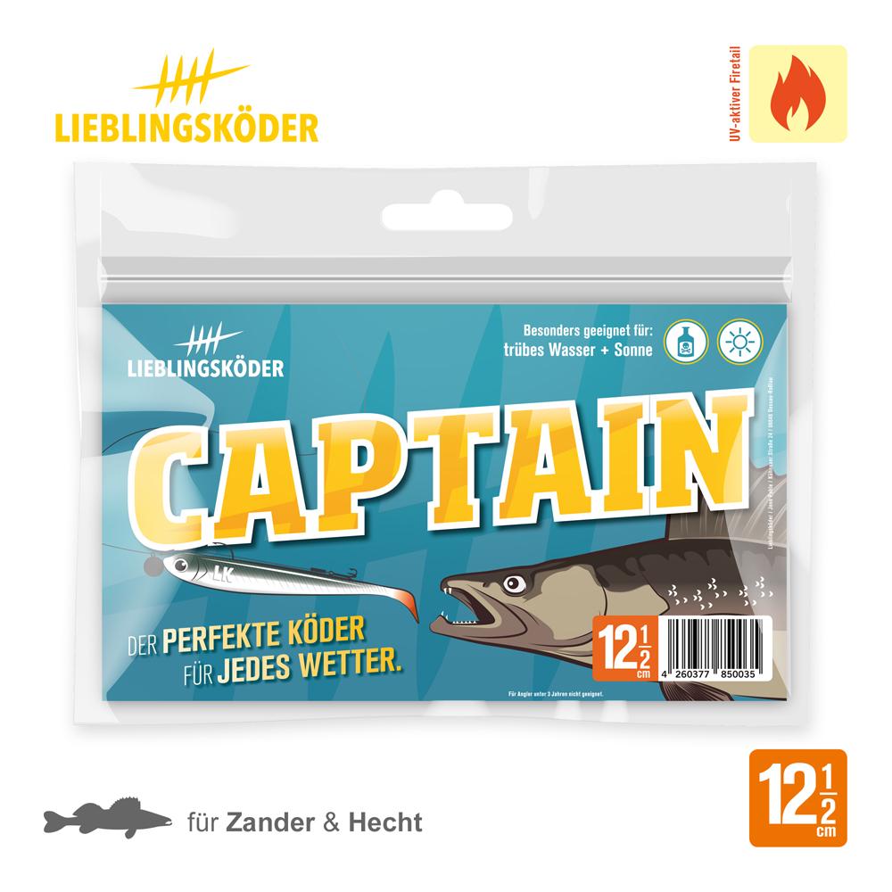Lieblingsköder Captain 12.5 Cm