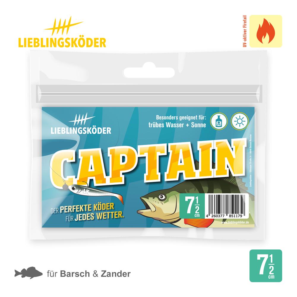 Lieblingsköder Captain 7.5 Cm