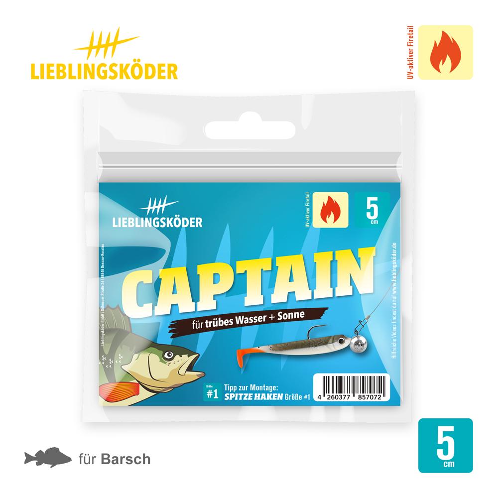 Lieblingsköder Captain 5 Cm
