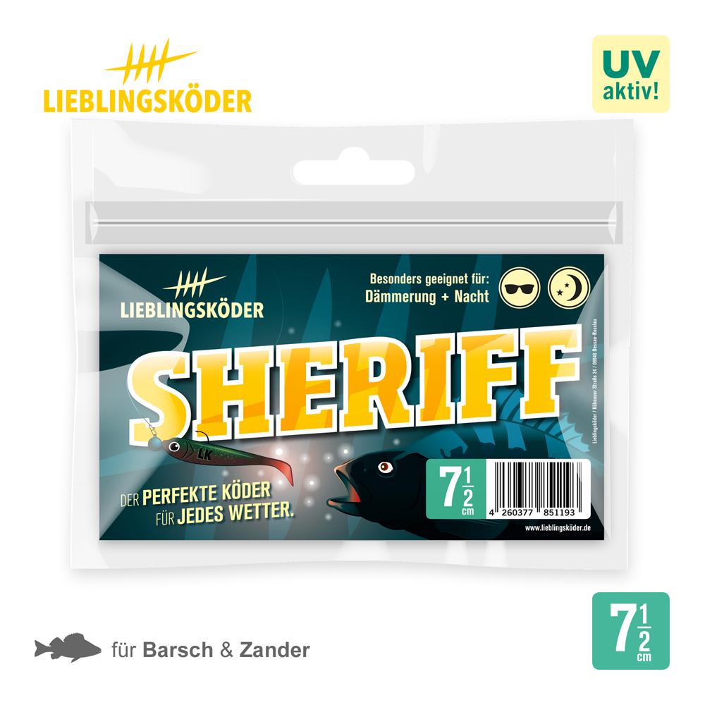 Lieblingsköder Sheriff 7.5 Cm