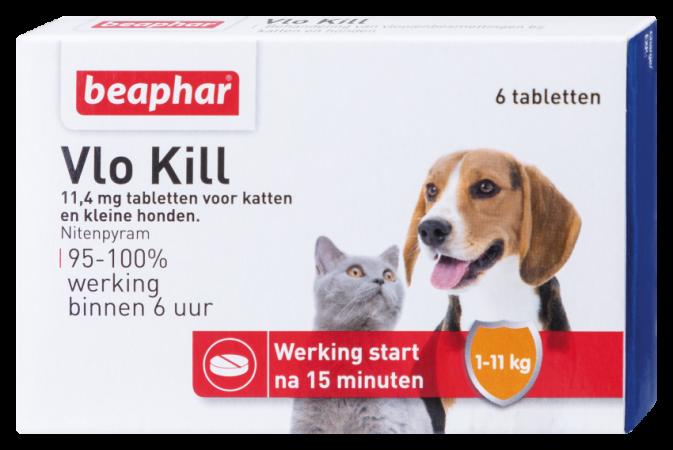 Beaphar Vlo kill Hond en kat