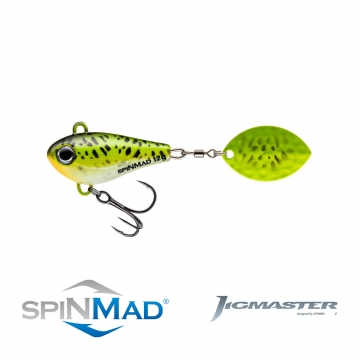 Spinmad Jigmaster 12G Frog