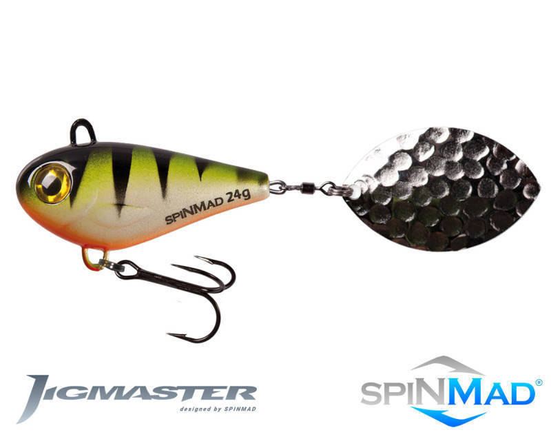 Spinmad Jigmaster 24 gram Charly