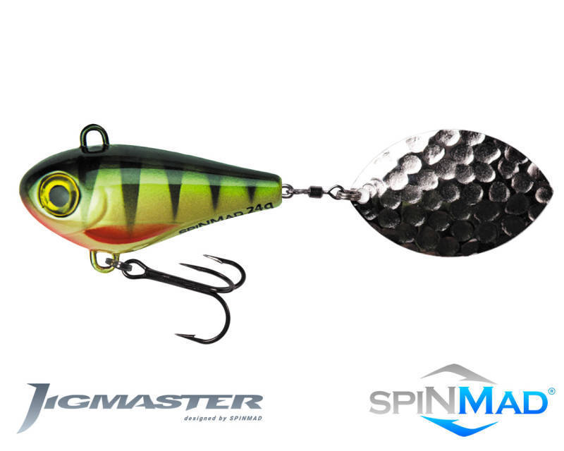 Spinmad Jigmaster Perch 24