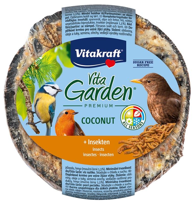 VitaGarden Classic Halve Kokosnoot