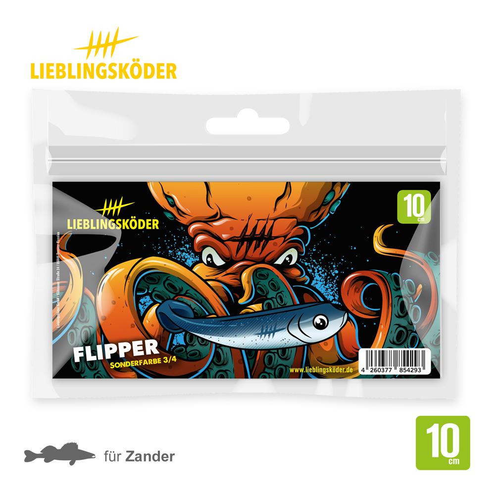 Lieblingskoder Flipper 10 Cm