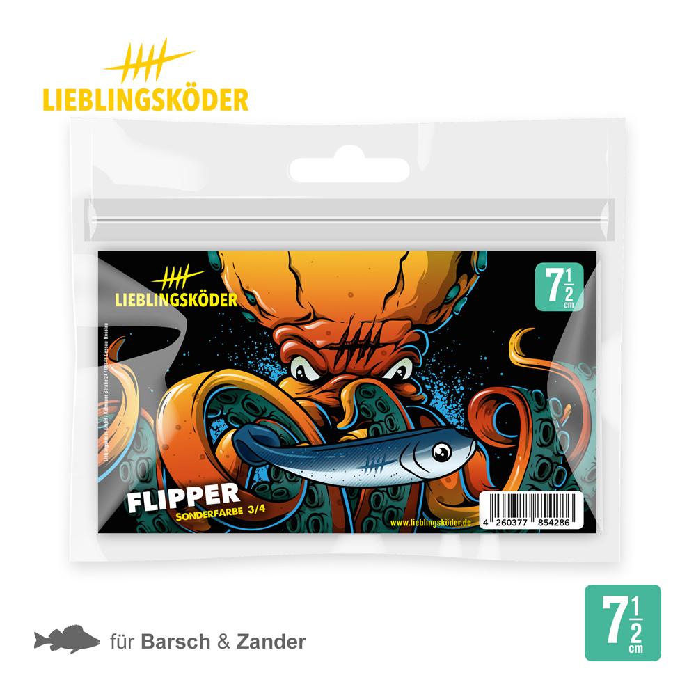 Lieblingskoder Flipper 7,5 Cm