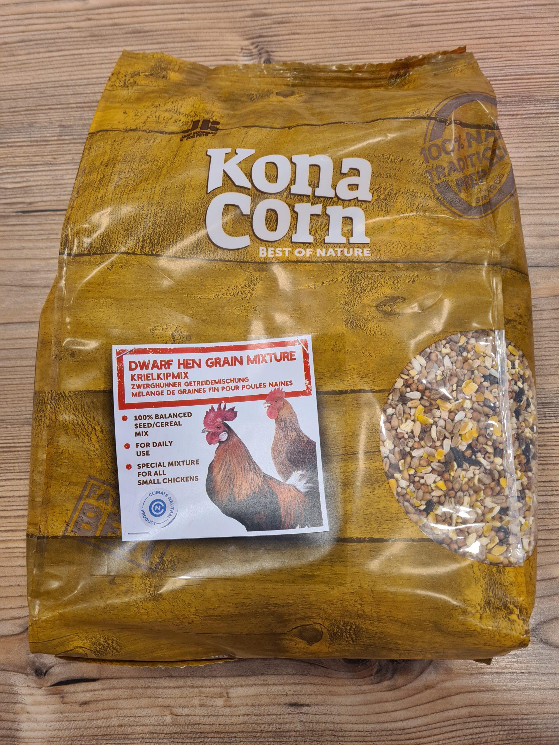 KonaCorn Krielkipmix