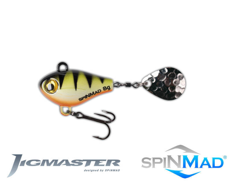 Spinmad Jigmaster 8 gram Charly