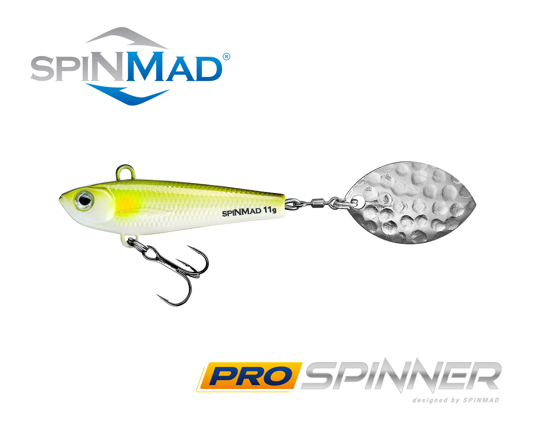 Spinmad Pro Spinner 11G Ayu