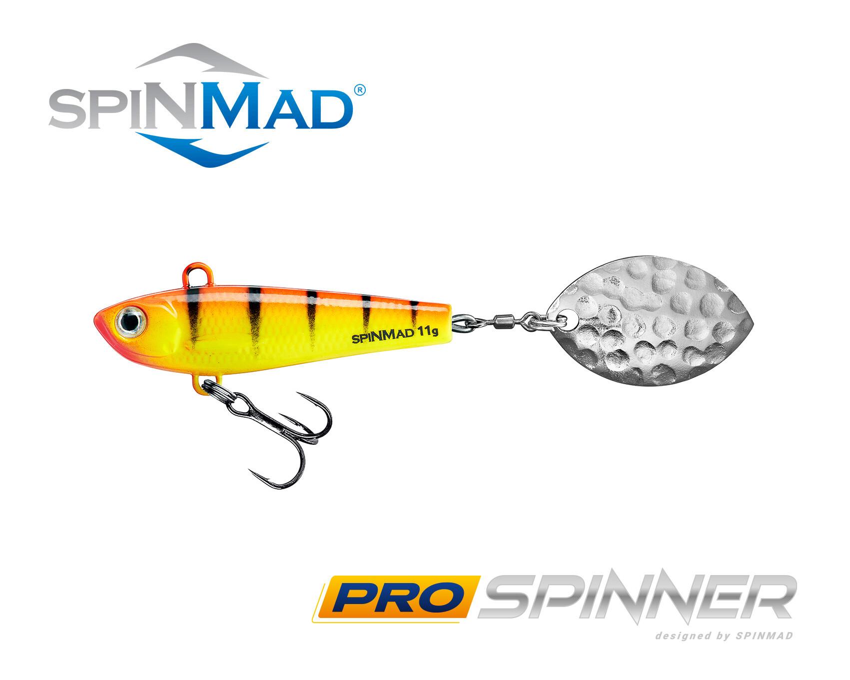 Spinmad Pro Spinner 11G Hero