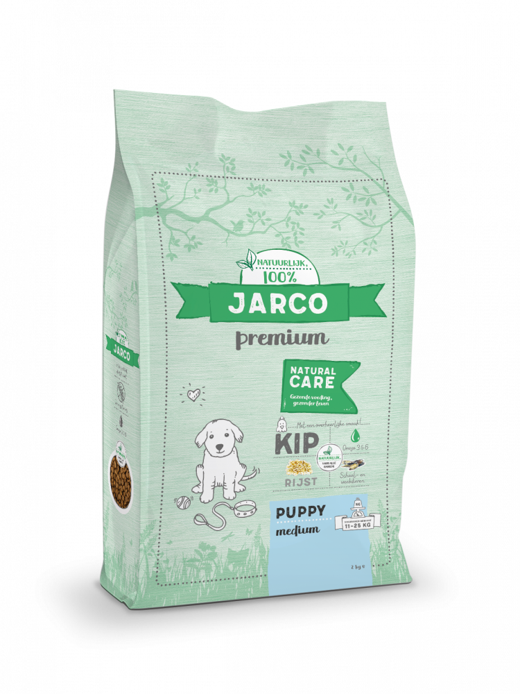 Jarco Medium Puppy Kip