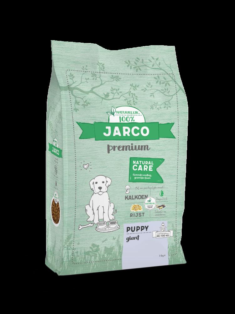 Jarco Premium Giant Puppy Kalkoen
