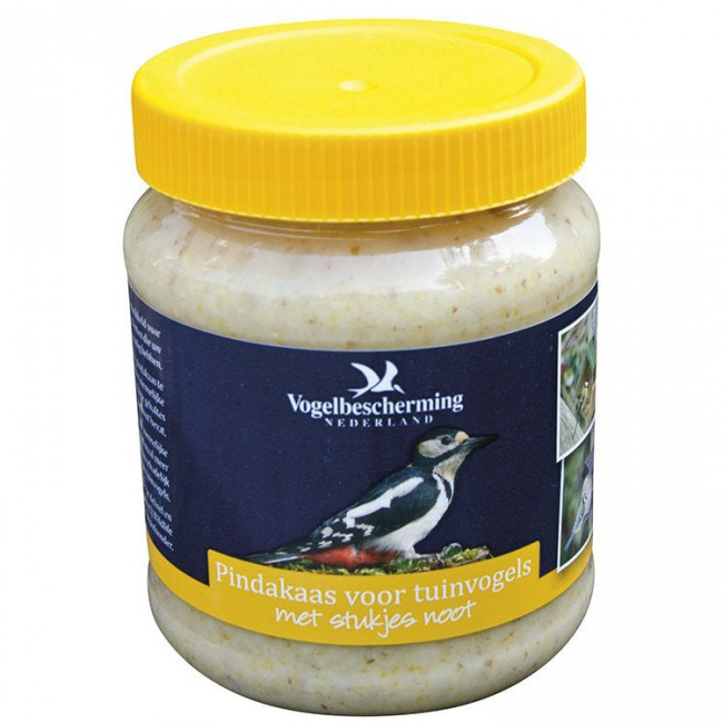 Vogelbescherming Pindakaas noten