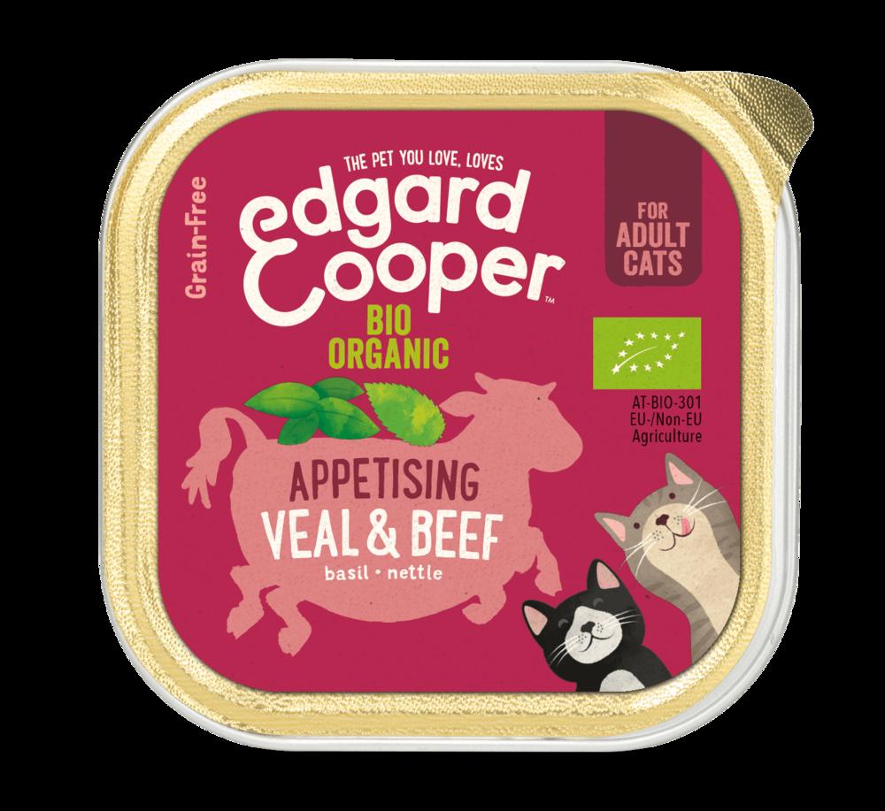 Edgard en Cooper Kat Kuipje Bio Kalf en Rund