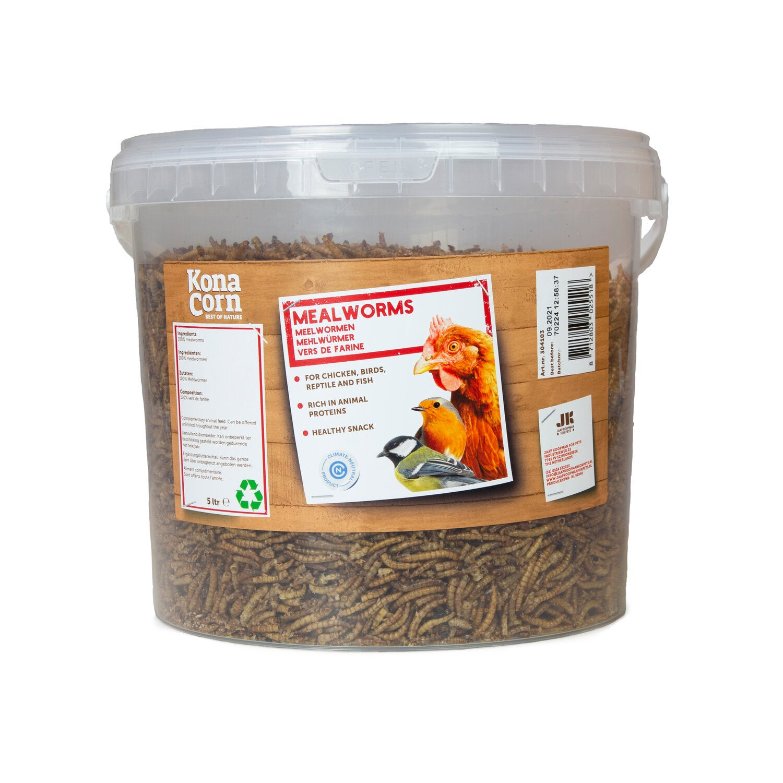 Kona Corn Meelwormen