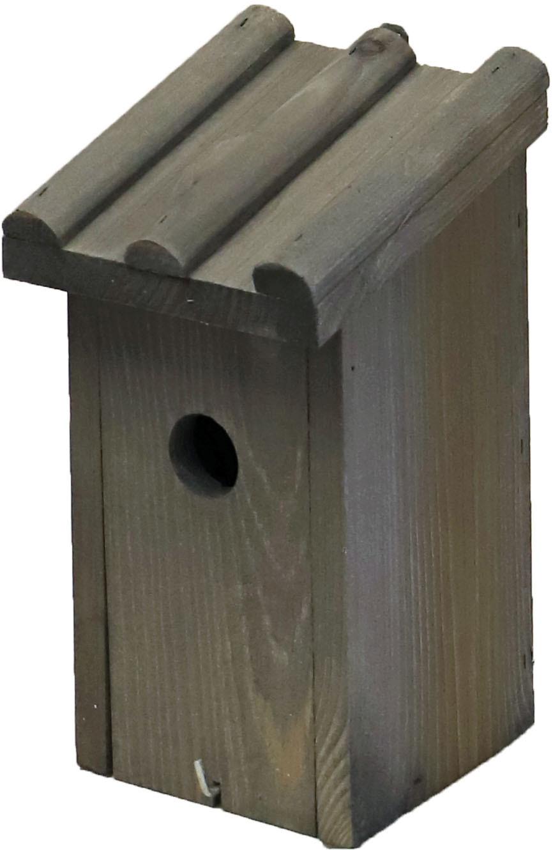 vogelhuis grijs Ribdak
