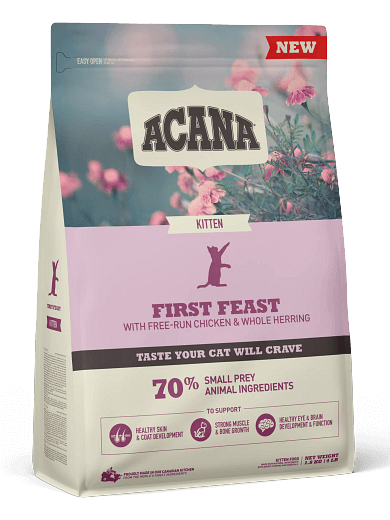 Acana First Feast Kitten