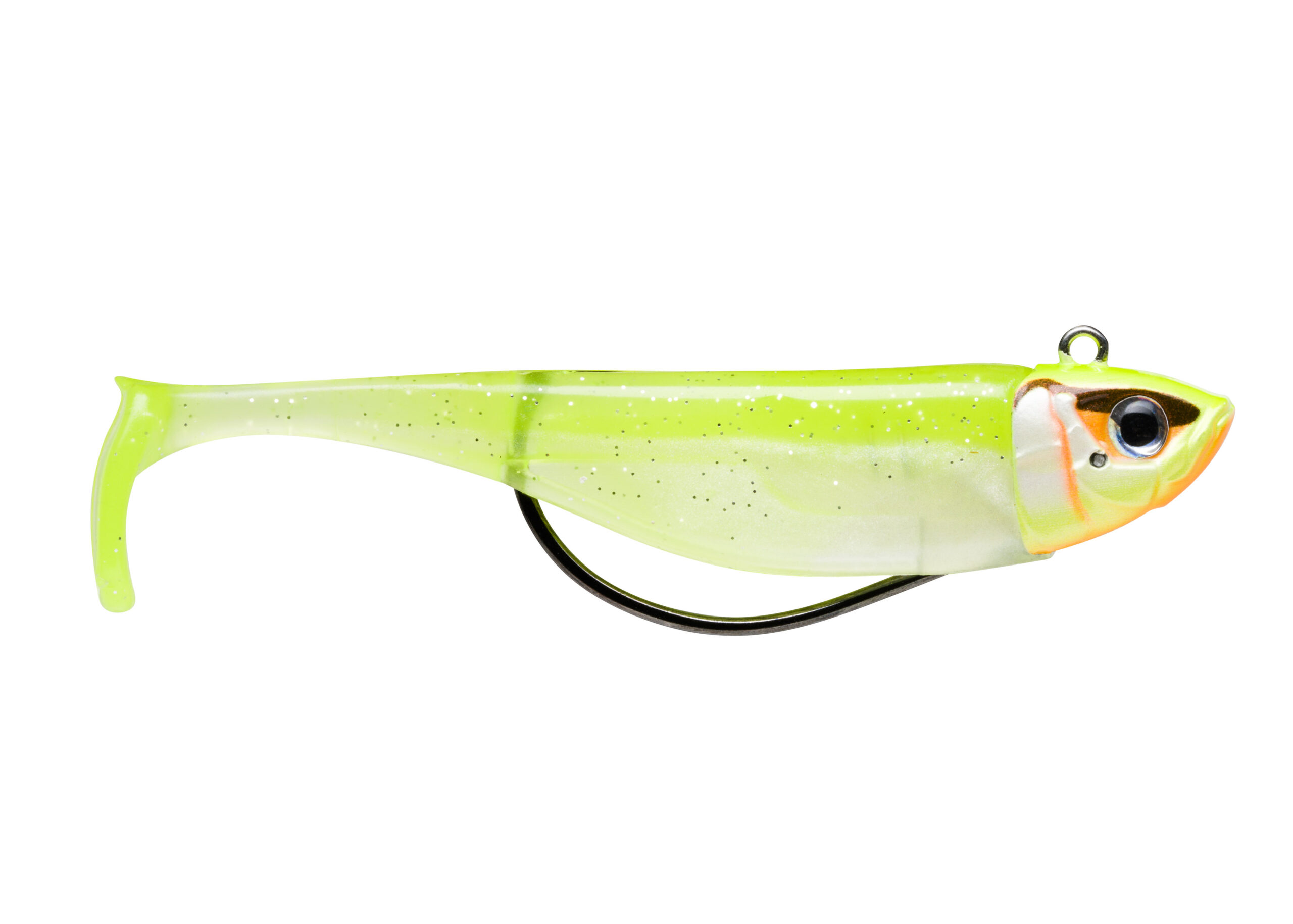 Storm 360 GT Biscay Shad Coastal Hot Chartreuse