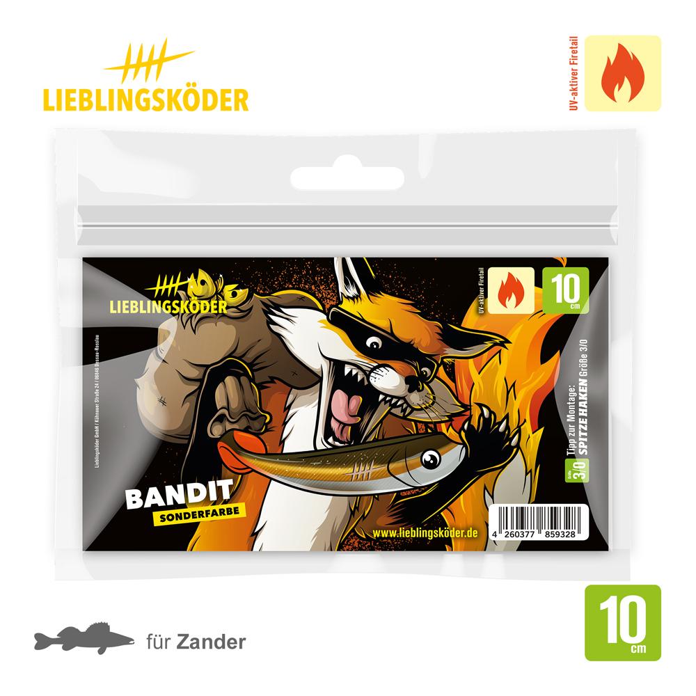 Lieblingskoder Bandit 10 Cm