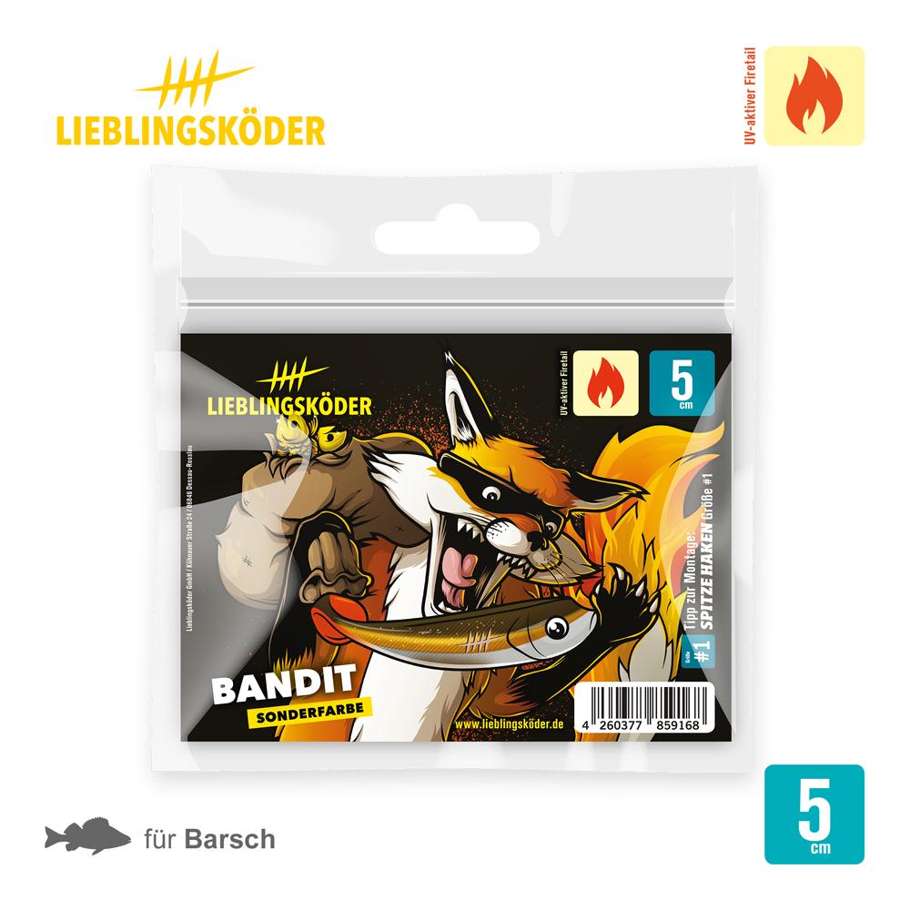 Lieblingskoder Bandit 5 Cm