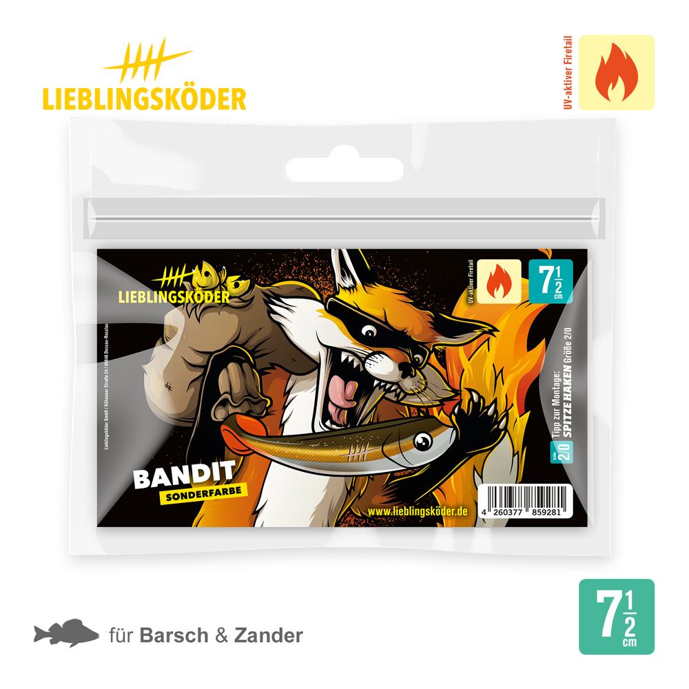 Lieblingskoder Bandit 7.5 Cm