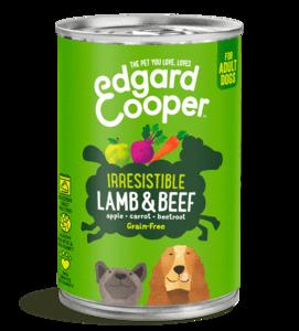 Edgard & Cooper Lam Rund Blik 400g