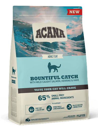 Acana kat Boutiful Catch