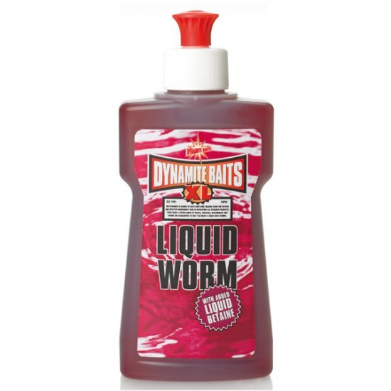 Dynamite Baits XL Liquid Worm