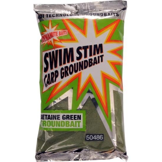Dynamite Swim Stim Bataine Green Groundbait