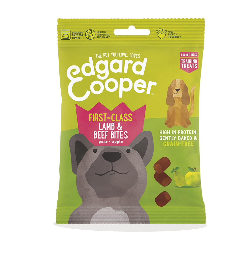 Edgard & Cooper Lamb & Beef Bites