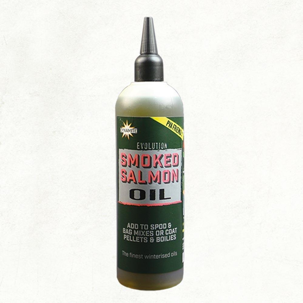 Dynamite Baits Evolution Oil Smoked Salmon