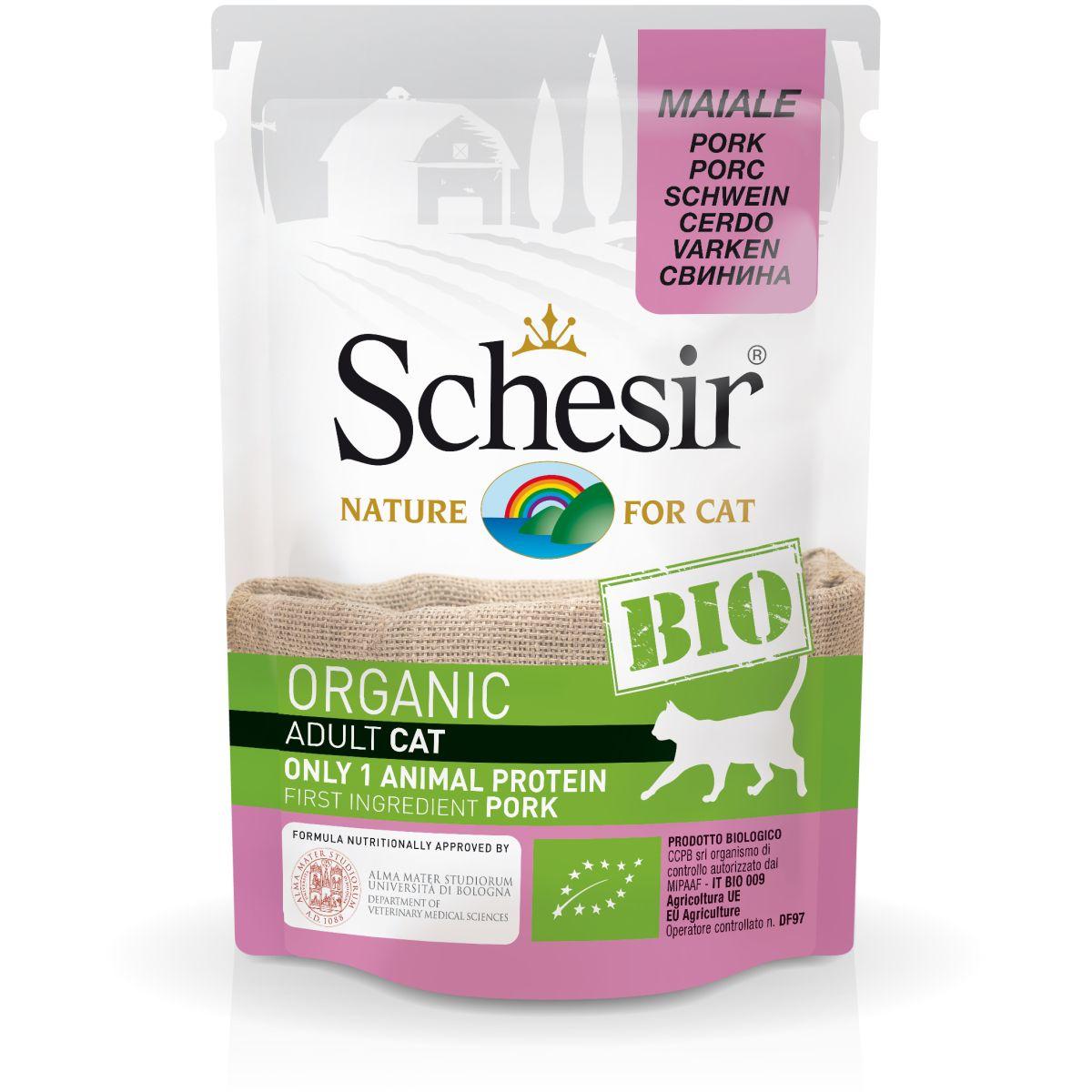 Schesir BIO Organic Varken