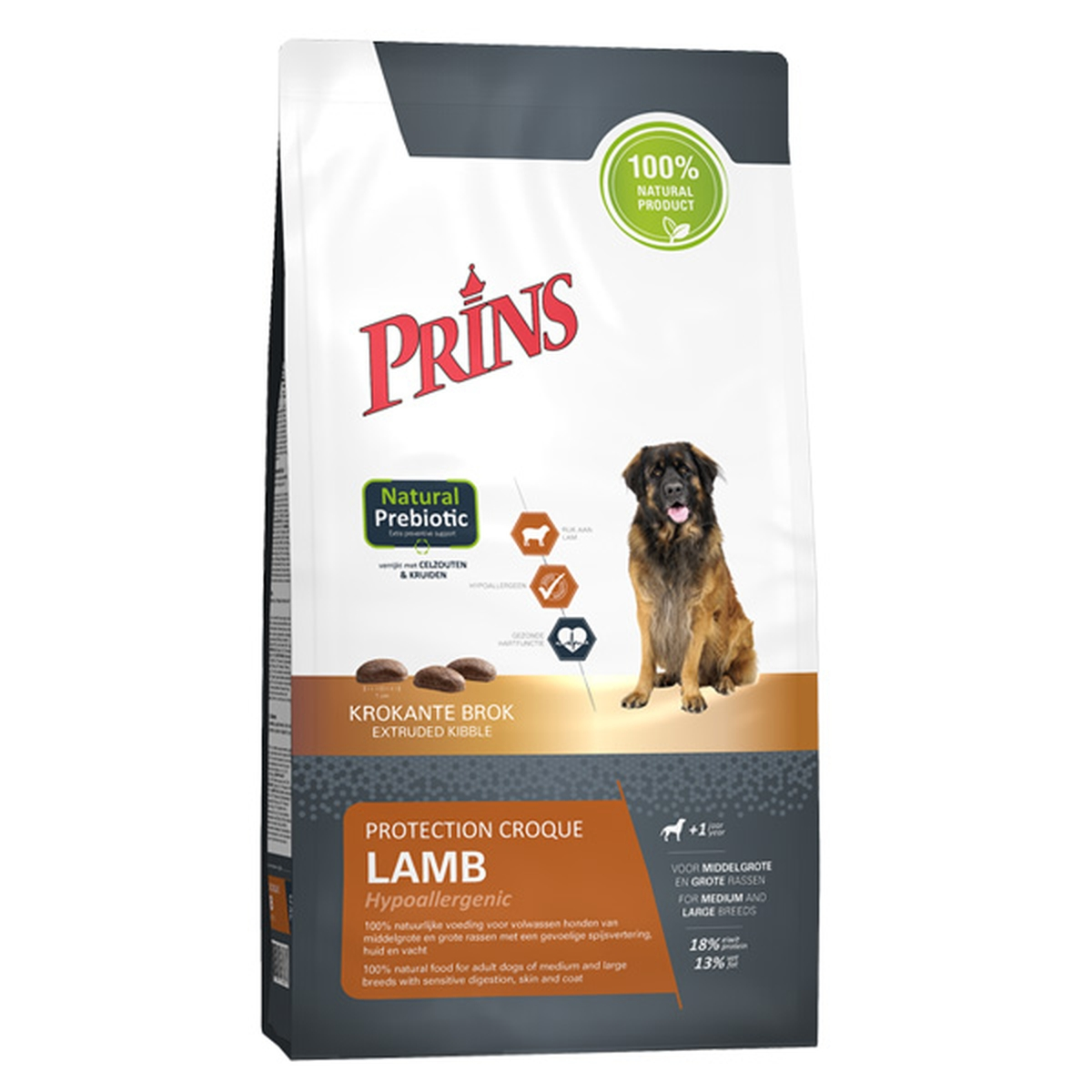 Prins Procare Protection Croque Lamb