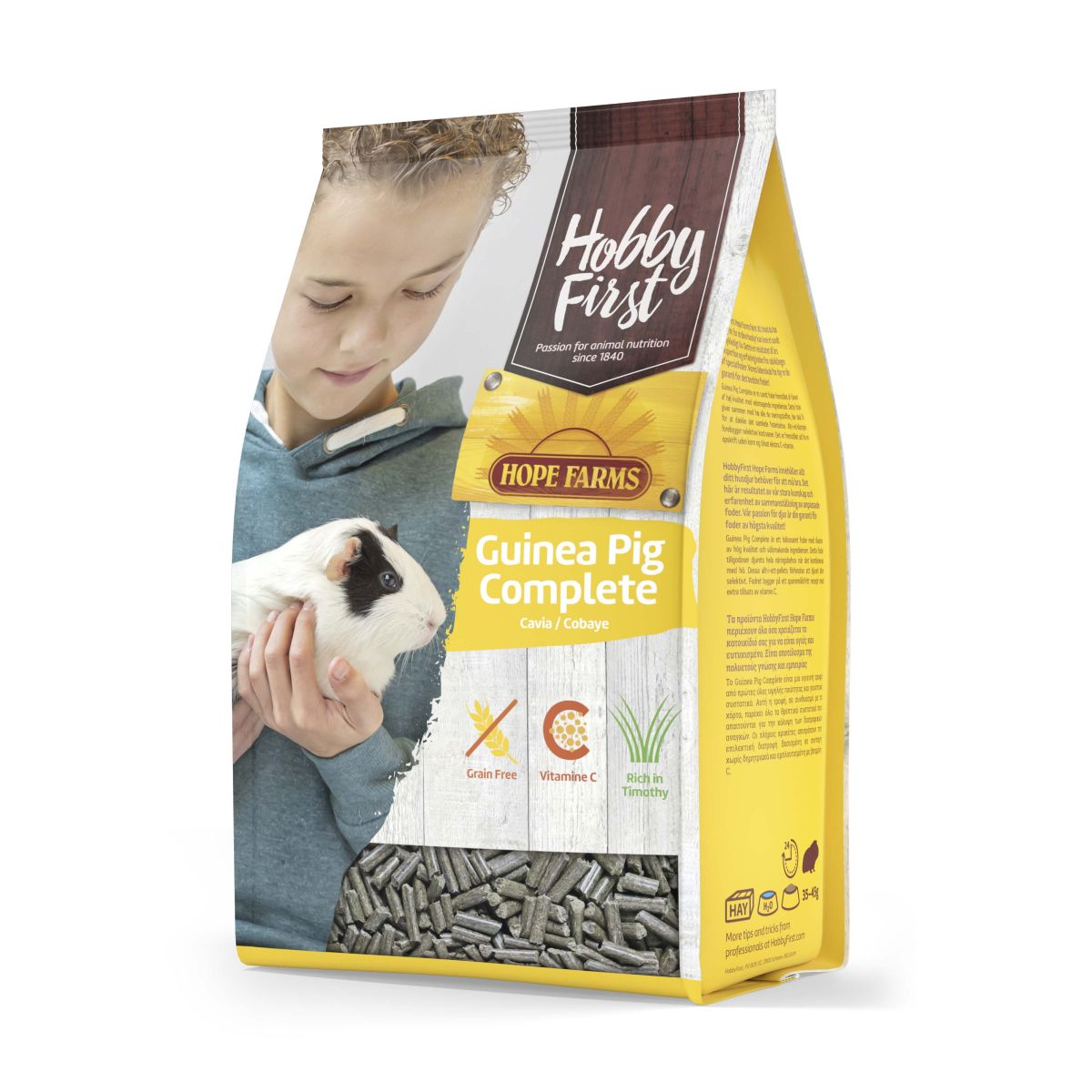 Hope Farms Cavia Granola