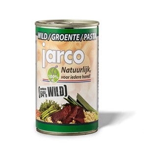 jarco Wild en Rijst Blikvoeding