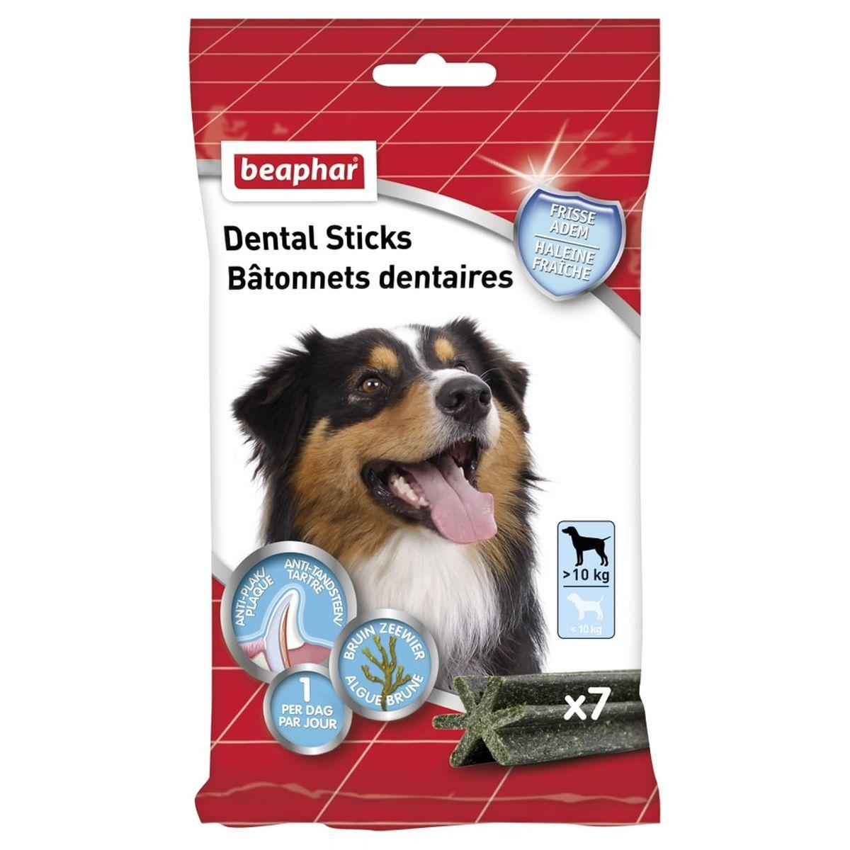 Beaphar dentalsticks