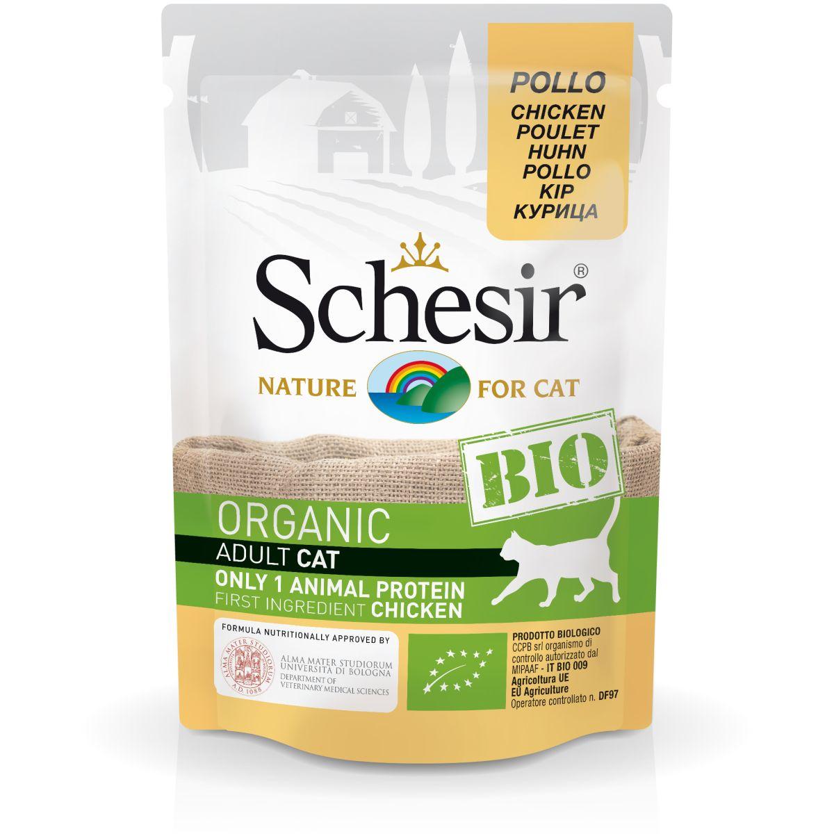 Schesir BIO Organic Kip