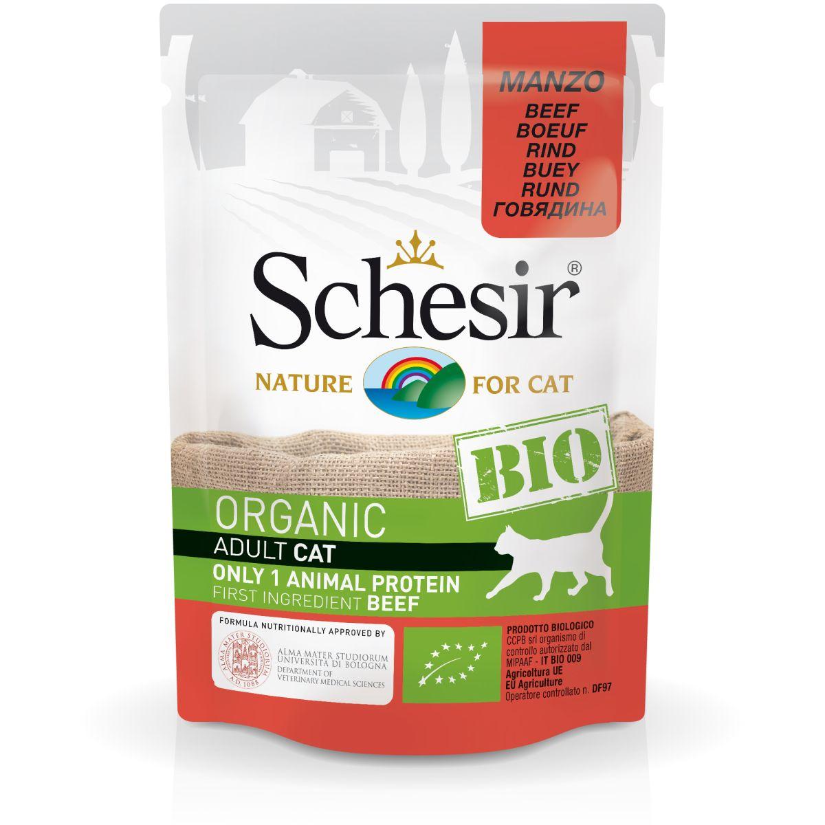 Schesir BIO Organic Rund