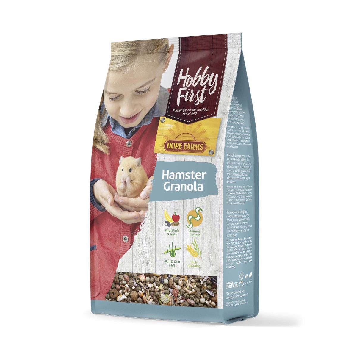 Hope Farms Hamster Granola