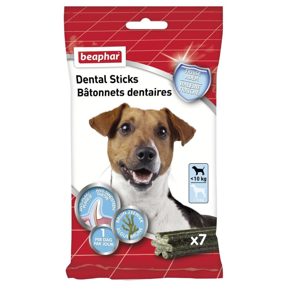 Beaphar dental sticks