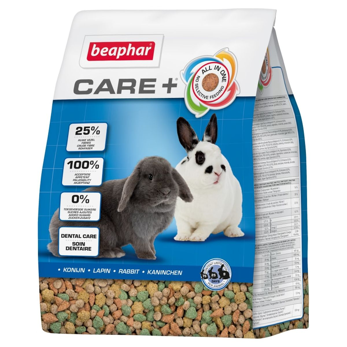 Beaphar care konijnen voeding