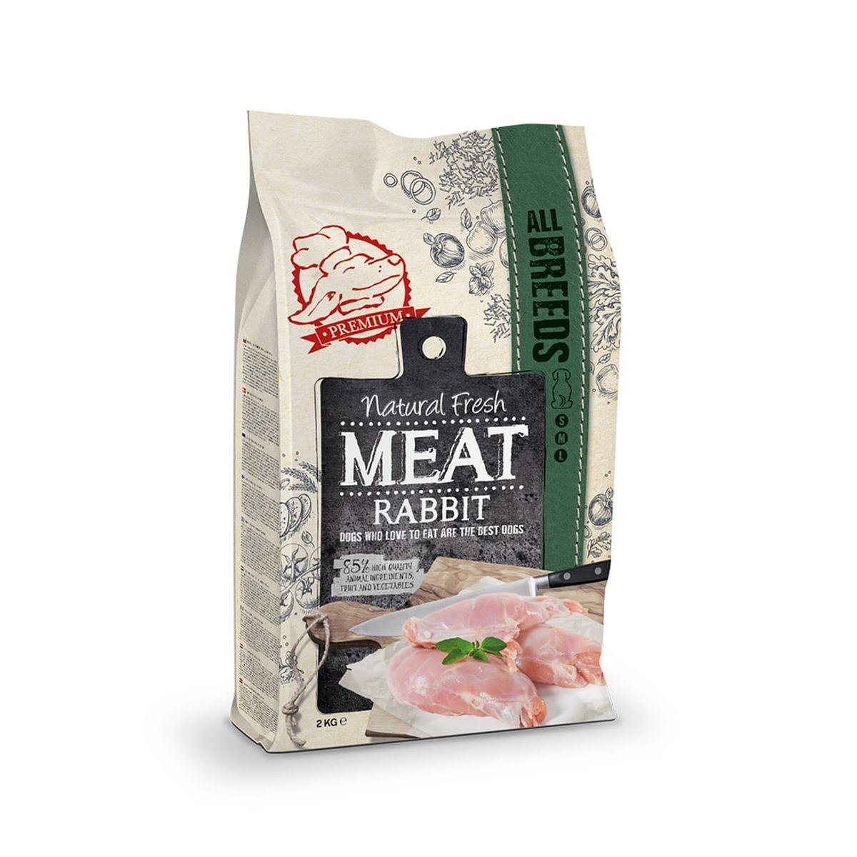 Natural fresh Meat Konijn