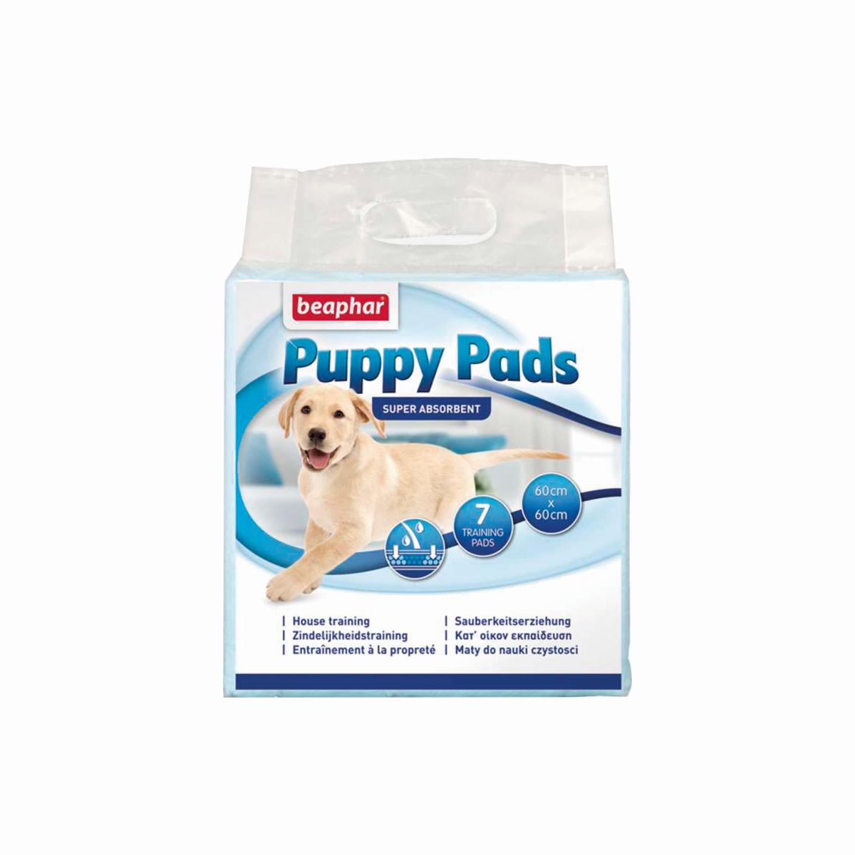 Beaphar puppypads