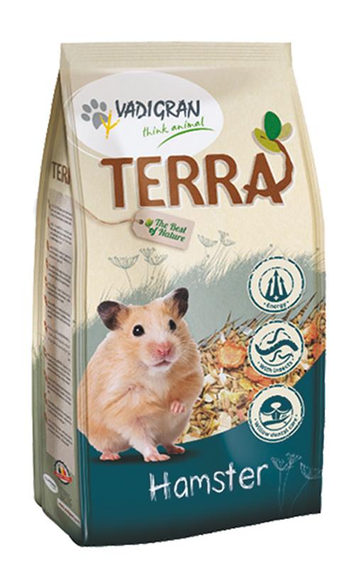 Vadrigan Terra Hamster