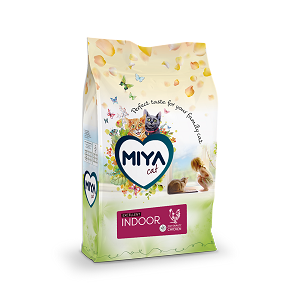 Miya Cat Indoor 2.5Kg