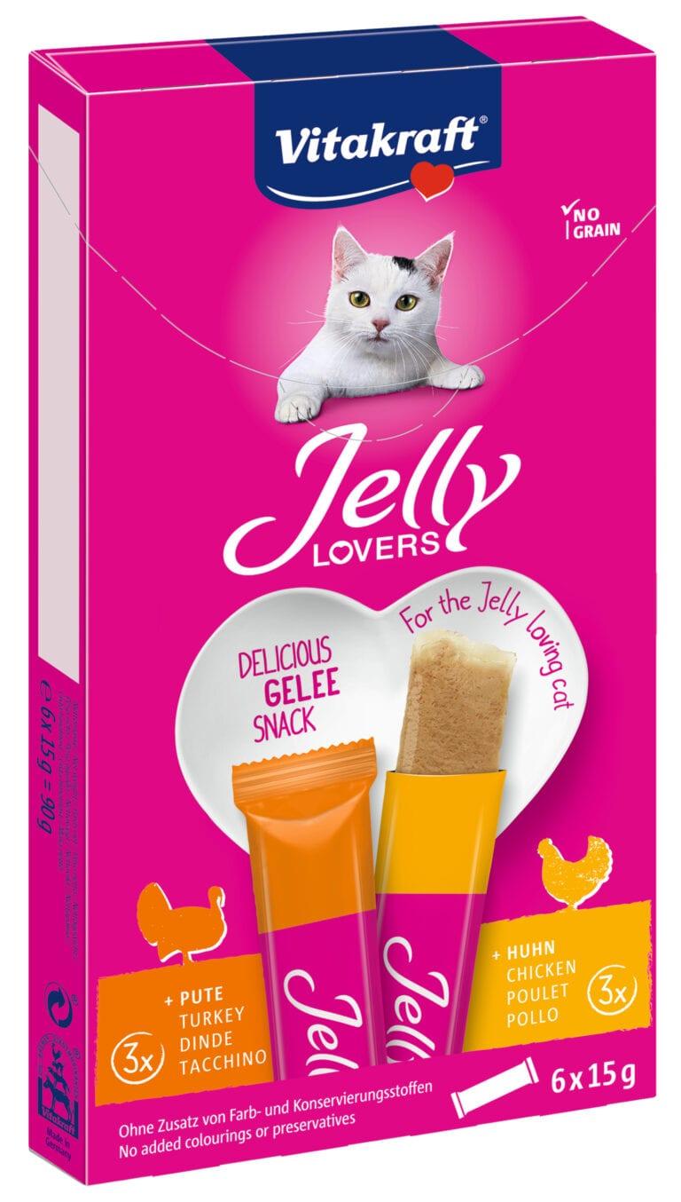 Vitakraft Jelly Lovers Kip Kalkoen